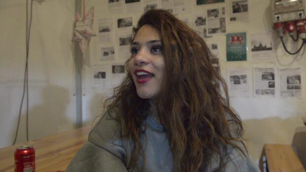 Musikhjälpens Farah Abadi om dygnen i buren