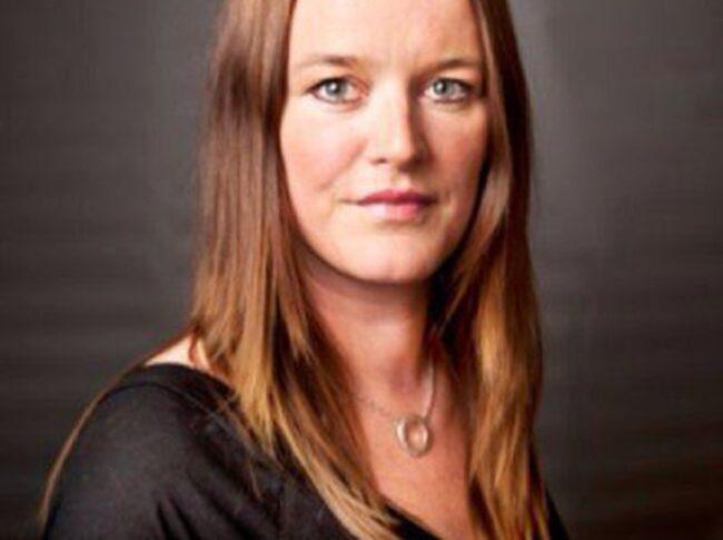 Volkswagens nya marknadschef i Sverige – Jeanette Asteborg.