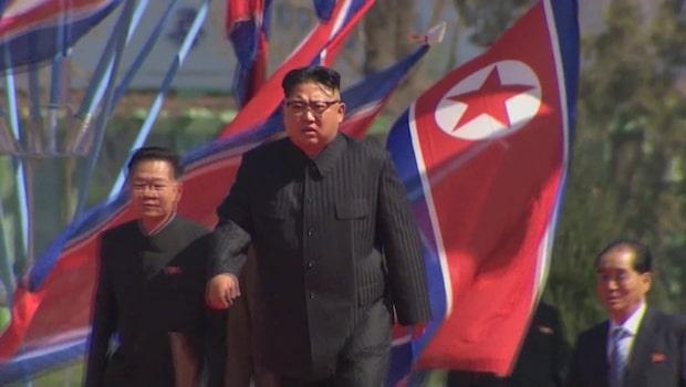 Kärnvapenhot mot Australien från Nordkorea