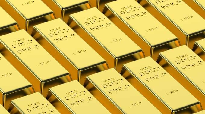 I utbyte skulle hon skicka 200 kilo afrikanskt guld. Foto: Alexlmx / Colourbox