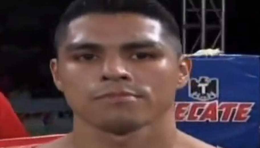 Mexikansk boxare dog efter knockout