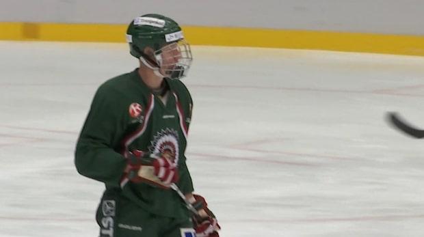 NHL-klubben drömmer om Rasmus Dahlin, 17