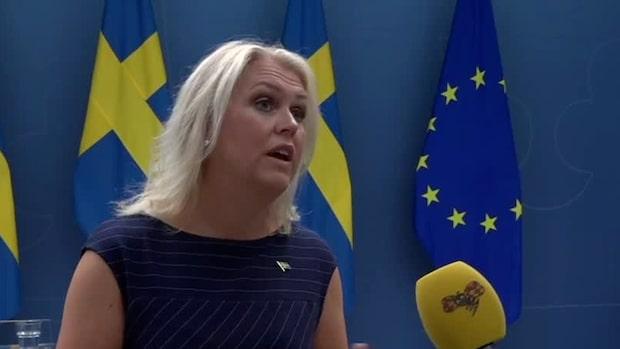 Lena Hallengren (S) – ny delegation ska korta vårdköer