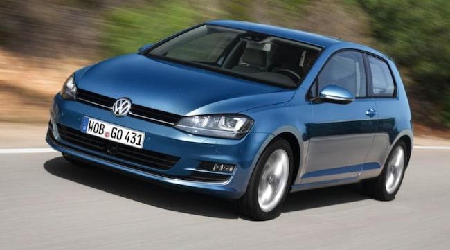 BÄST I KLASSEN. Volkswagen Golf är inte billigast i klassen – men mest prisvärd.