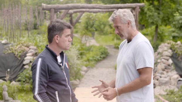 Patrick Ekwall möter Per Carlén inför OS i Rio 2016