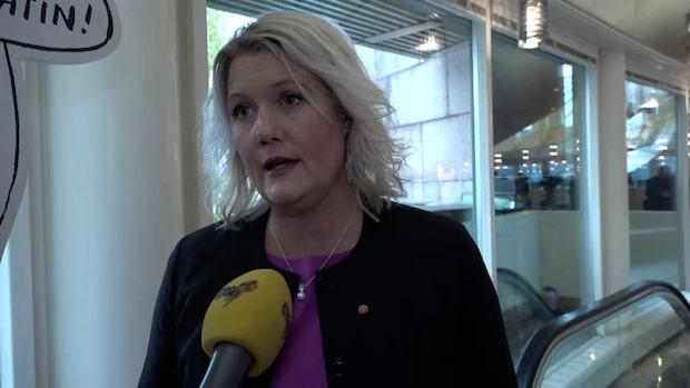 """Lena Rådström Baastad (S): """"Har alltid klarat vända motgångar"""""""