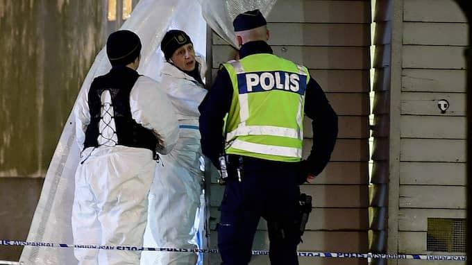 Enligt Aftonbladet har en person blivit knivattackerad inne på en restaurang. Foto: MIKAEL FRITZON/TT / TT NYHETSBYRÅN
