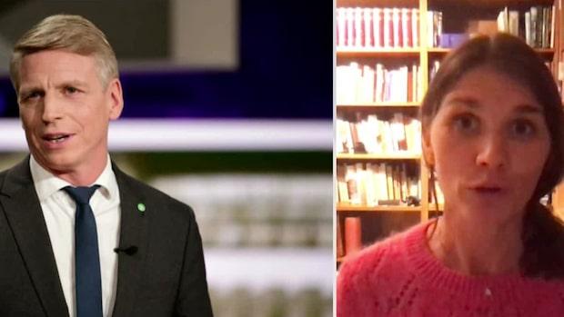 Jenny Madestam: Nykomlingen glänste i debatten