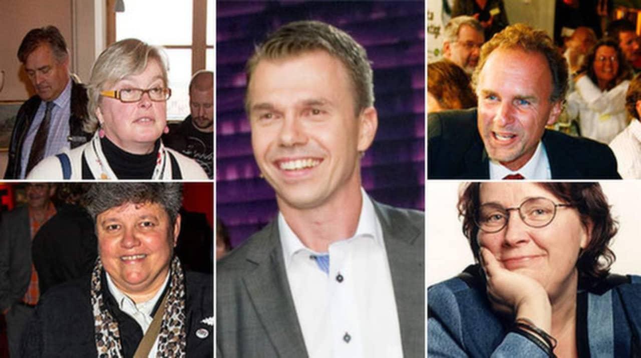 Riksdagsledamot har avlidt blev 46 ar