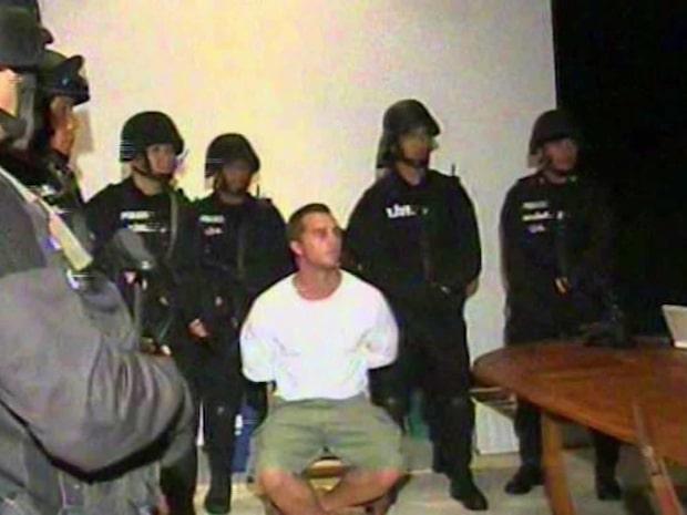 Kim Eriksson släpps ur skräckfängelset i Thailand