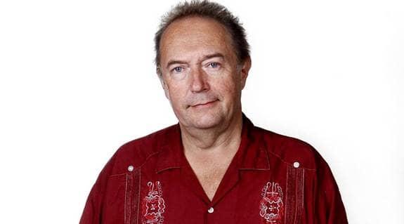 """Mats Olsson gillar fortfarande """"Knugen skuk"""". Foto: Cornelia Nordström"""