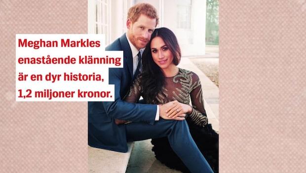 Hemliga detaljerna kring brittiska bröllopet