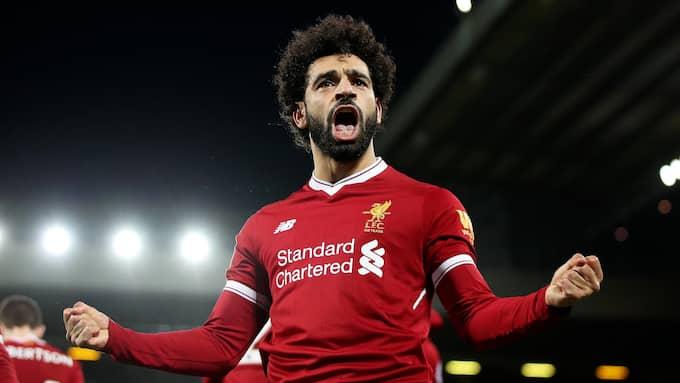 Mohamed Salah, Liverpool. Foto: LYNNE CAMERON / IMAGO/SPORTIMAGE IMAGO SPORTFOTODIENST