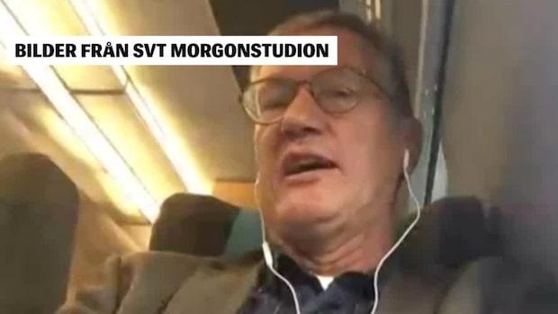 Tegnell svarar på om Sverige skulle ha gjort som Norge