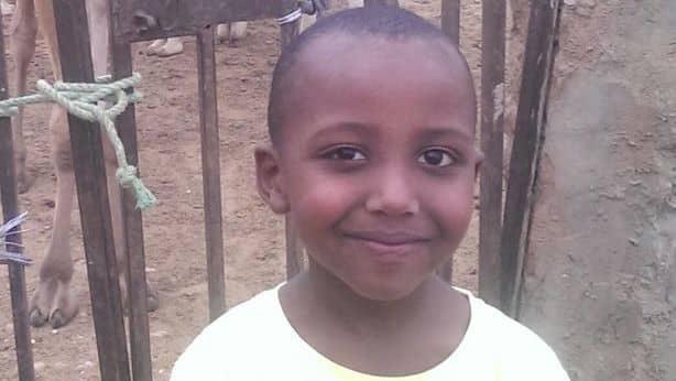 Åttaårige Yuusuf dog vid ett bombattentat i augusti. Den person polisen misstänker för dådet ska nu ha dött. Foto: PRIVAT