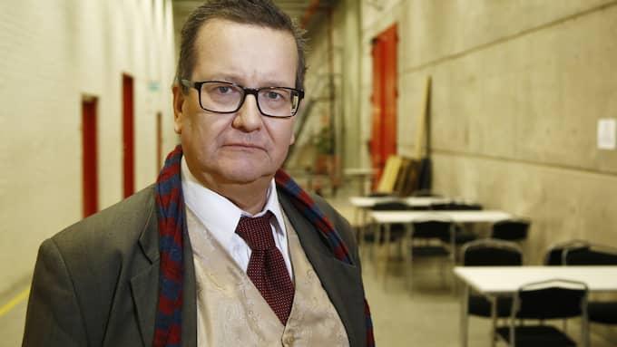 Stig-Björn Ljunggren Foto: Patrik Österberg/IBL