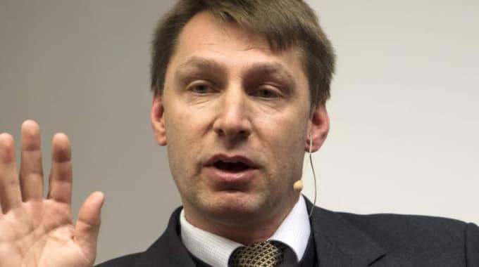 Advokaten Pontus Ljunggren, 45. Foto: Per Larsson