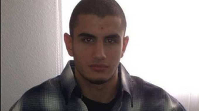 22-årige Omar Abdel Hamid El-Hussein kunde inringas och sköts ihjäl av polisen.