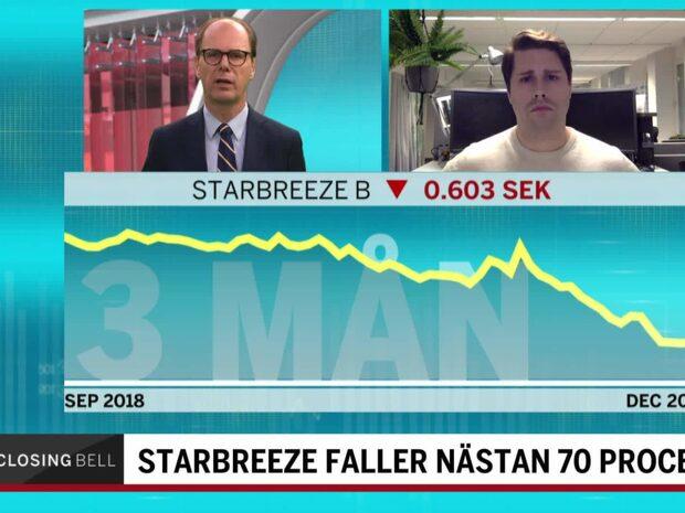 Andersson: Ganska många som bara haft Starbreeze i portföljen