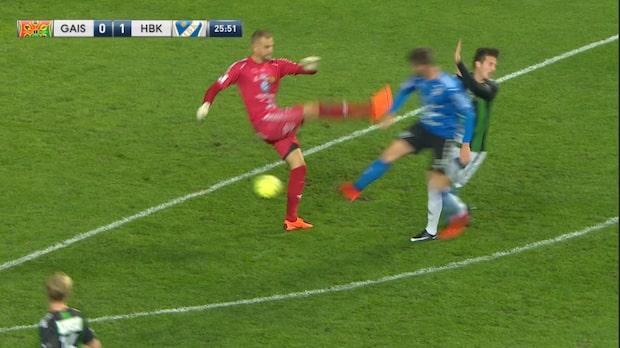 Highlights: GAIS-Halmstad