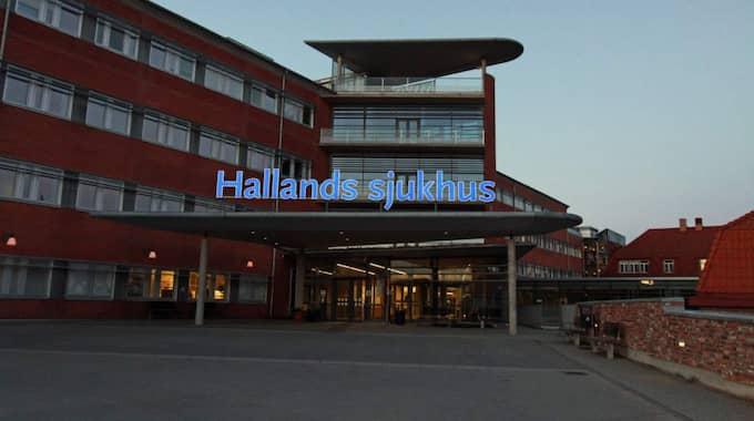 Hallands sjukhus. Foto: Niklas Henrikczon