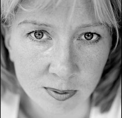 Åsa Beckman. Foto: Peter Hoelstad