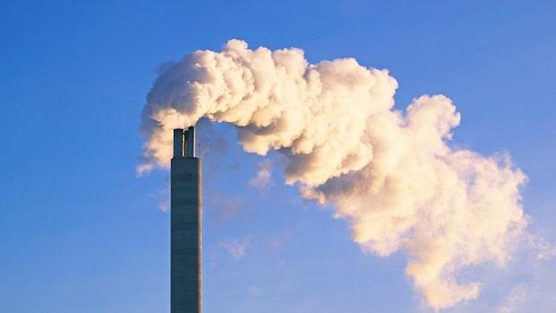 25 januari: Så hög är koldioxidhalten i atmosfären