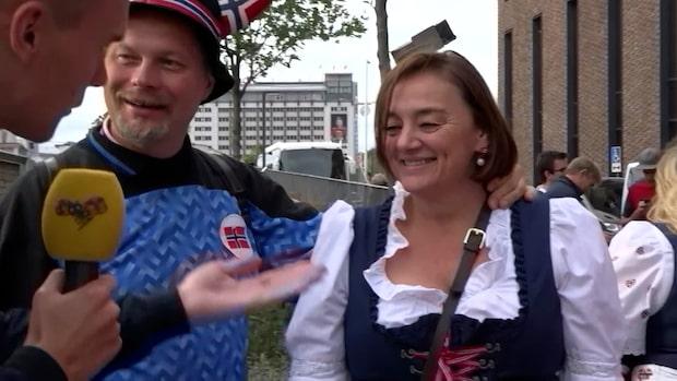 """""""Vi gillar Sverige, men det bästa är att slå Sverige"""""""
