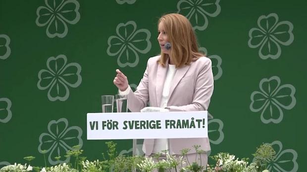 """Annie Lööf (C): """"Identitetspolitiken har gått för långt"""""""
