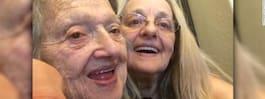 Mamman trodde att  dottern var död i 69 år