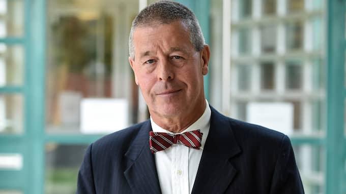 En av Sveriges ledande rättsexperter Peter Krantz, docent på Lunds universitet, köper inte Madsens förklaring. Foto: Jens Christian