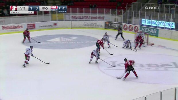 Vita Hästen-Oskarshamn 2-3 - highlights