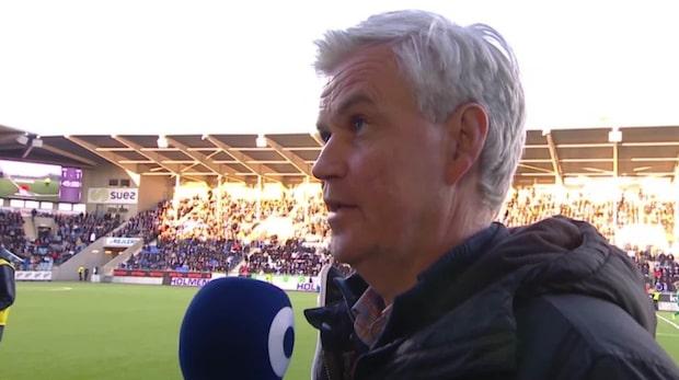 Nanne Bergstrand tillbaka i Kalmar FF