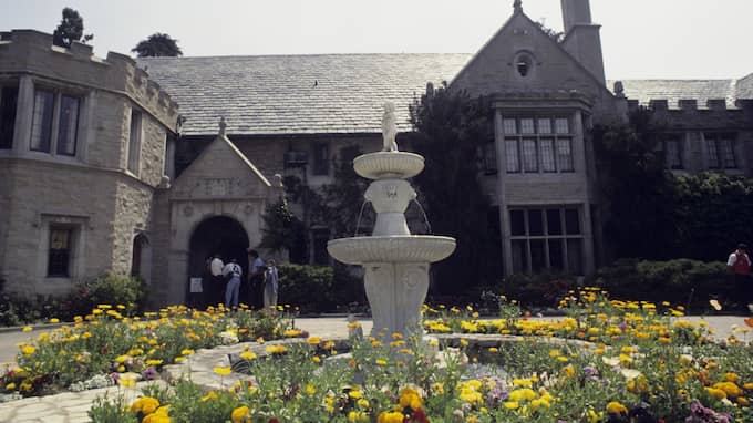 Playboy mansion. Foto: MPNC / STELLA PICTURES BACKGRID US