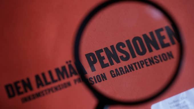 Genom att fortsätta jobba efter 65 höjer man sin pension med sju-åtta procent per år, enligt Monica Zettervall på Pensionsmyndigheten. Foto: FREDRIK SANDBERG / TT / TT NYHETSBYRÅN