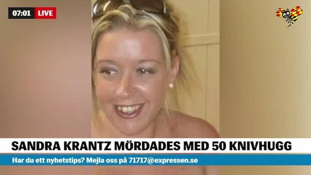 """Sandra, 39, knivmördades i sitt eget hem: """"Bestialiskt"""""""