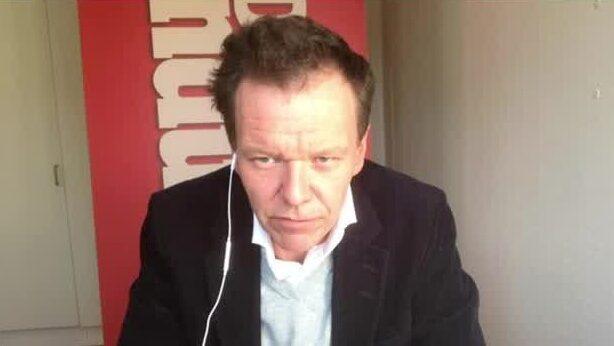"""Petersson: """"Persson brukar göra lite affärer vid sidan av börsen"""""""