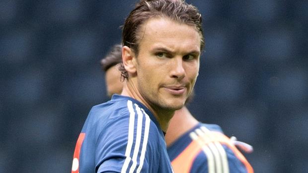 """Albin Ekdal missade träning: """"Krasslig"""""""