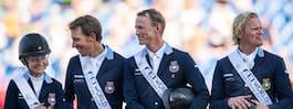 Svenskt VM–silver efter ett jättedrama