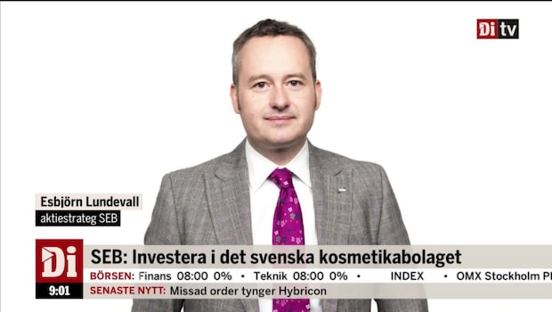SEB: Investera i Oriflame