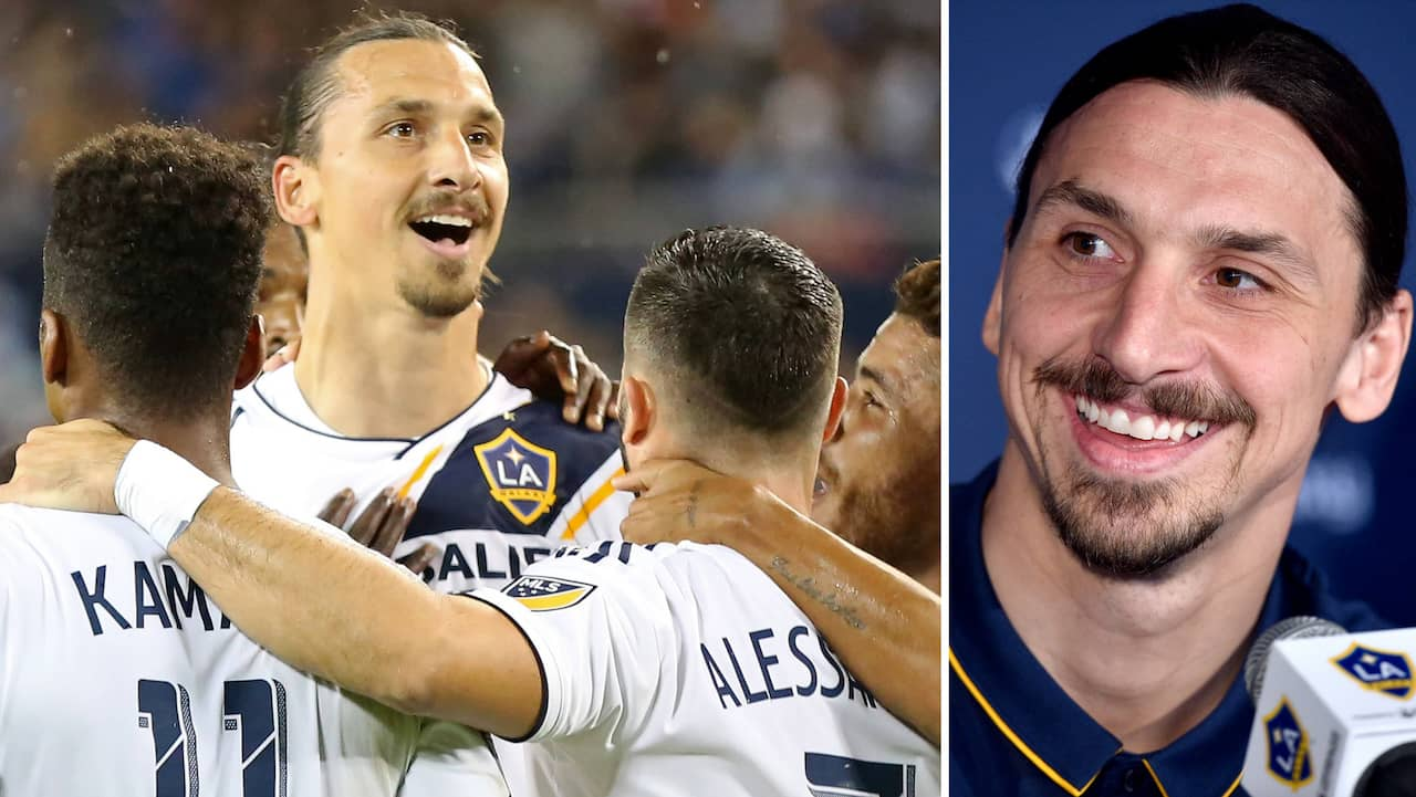 Zlatans krav – för att stanna kvar i Galaxy
