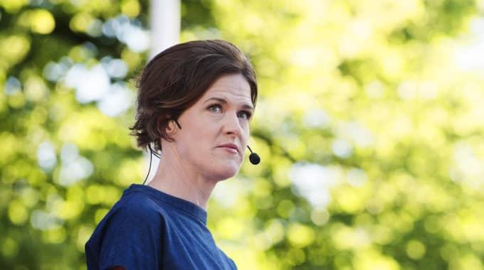 Anna Kinberg Batra, Moderaternas partiledare. Foto: Anna-Karin Nilsson