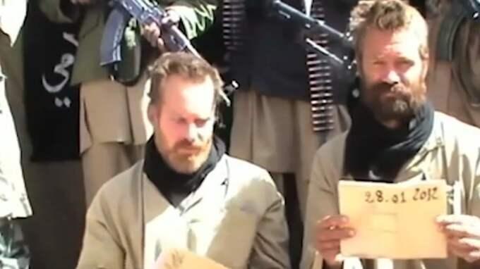 Jihan Gustafsson kidnappades i Mali.