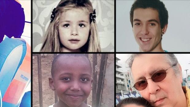 De är gängkrigens oskyldiga offer