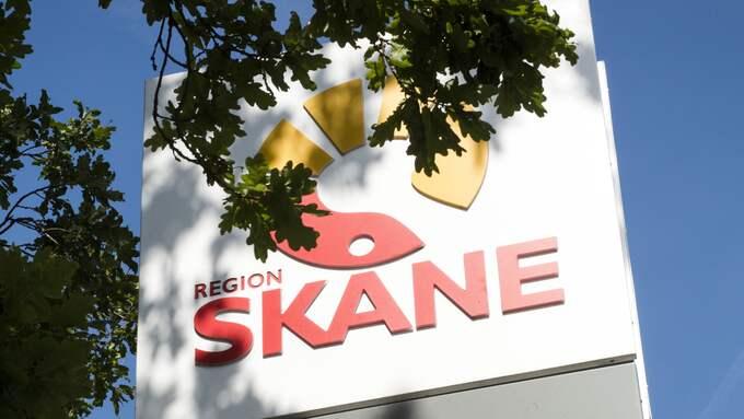 Kvinnan krävs på pengar av Region Skåne. Foto: TOMAS LEPRINCE