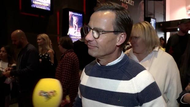 """Ulf Kristersson: """"En favorit sedan länge"""""""