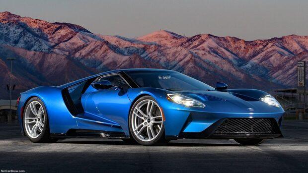 Vi testar monsterbilen Ford GT