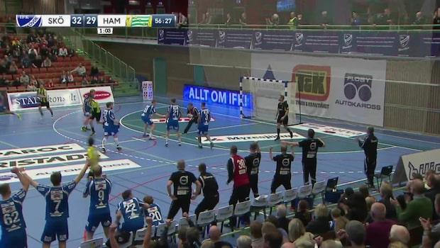 Highlights: Skövde-Hammarby
