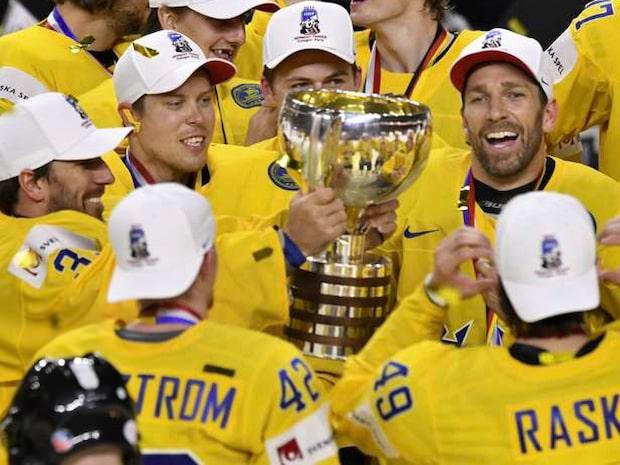 Så spelar Tre Kronor i hockey-VM 2018