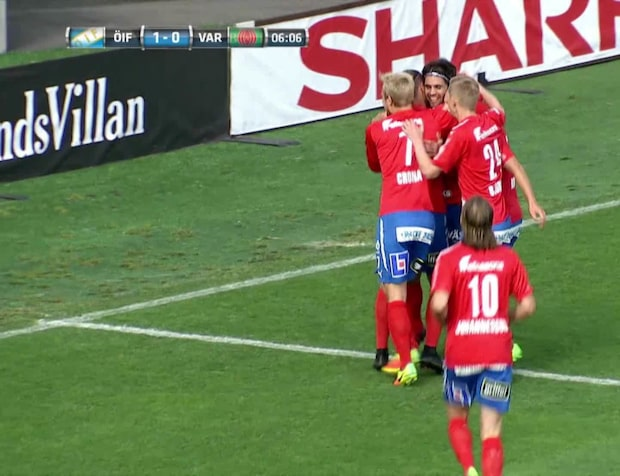 Highlights: Öster-Varberg 5-2
